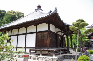 経堂(橘寺)