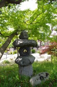常夜燈(橘寺)