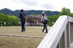 特別史跡 石舞台古墳