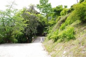 岡寺(5628)から治田神社へ