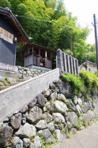 八坂神社 産の宮