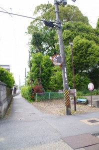 天王社((6733)から亀石(7187)へ)