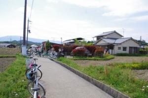 亀石(7187)付近