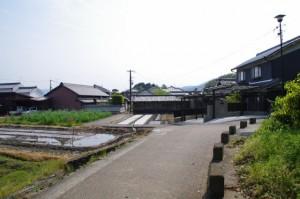 和田池から豊浦寺跡へ