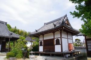 太子山 向原寺(豊浦寺跡)