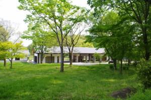 国営飛鳥歴史公園甘樫丘地区、豊浦休憩所