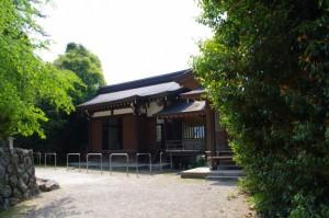 西良殿ほか(飛鳥坐神社)