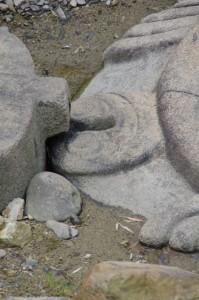 亀形石造物ほか(酒船石遺跡)