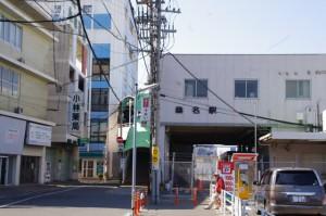 桑名駅 東口