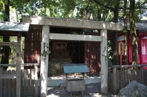 桑名東照宮(春日神社)