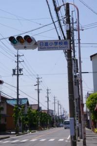 日進小学校南交差点(3488)
