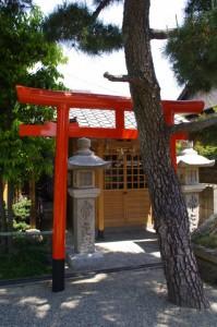 乙石稲荷大明神(城南神社)