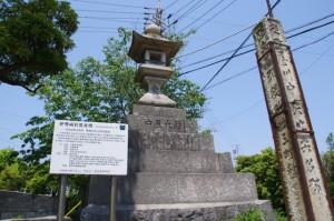 安永の常夜燈と石造里程標(5648)