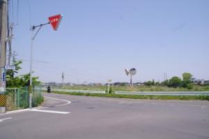 (5988)の先の「東海道」道標