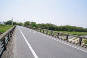 朝明橋(朝明川)
