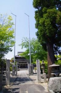 龍王山 定性寺、御厨神明神社