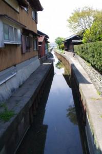 前川橋(1390)からの・・・