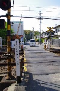 近鉄 踏切道 阿倉川 第7号