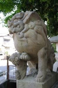 志氐神社(3300)