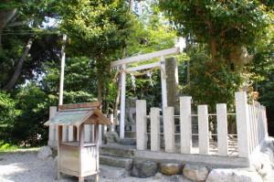 皇大神宮遥拝所(志氐神社)