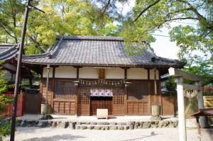 山津見神社 (諏訪神社)