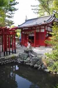 政成稲荷大明神(諏訪神社)