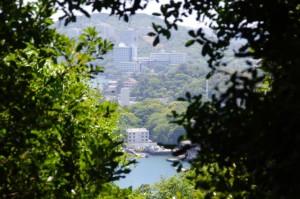 三つ島絶景展望台~大日和山