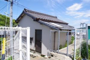 里地蔵尊(旧小浜小学校前)