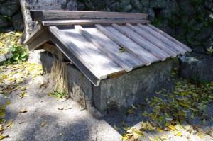 御井(土宮神社)