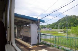 松下駅(JR参宮線 鳥羽駅~伊勢市駅)
