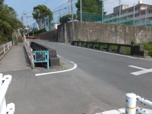 汁谷橋(汁谷川)