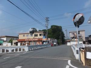 外城田橋(外城田川)