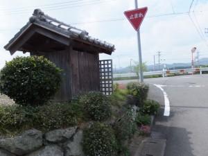 田丸大橋付近の庚申堂