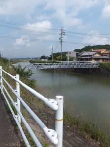 田丸大橋(外城田川)