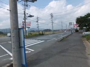 勝田交差点(田丸大橋付近)