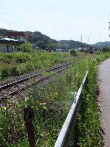 JR紀勢本線(大台町栃原)