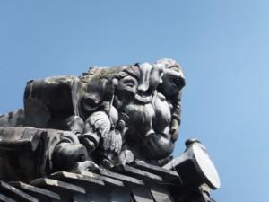 旅館 阿波屋の福神