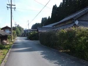昔懐かしい日本家屋とその厨(?)