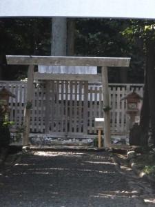 八柱神社(三谷橋付近)