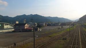 JR紀勢本線 三瀬谷駅(滝原駅側)