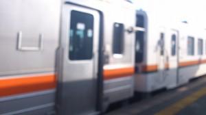 JR紀勢本線 三瀬谷駅にて乗車