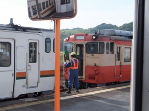 JR参宮線、紀勢本線 多気駅