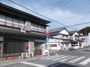 旅館 大黒屋(JR紀勢本線 三瀬谷駅前)