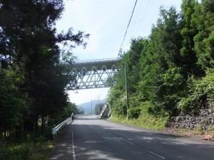 紀勢自動車道(船木橋~三瀬坂峠 三瀬川登口)