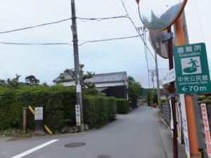 道標・・(瀧原宮~祝詞橋)