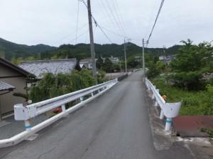 祝詞橋(祝詞川)
