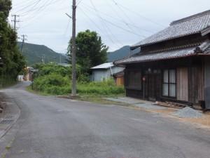 JR紀勢本線 阿曽踏切付近
