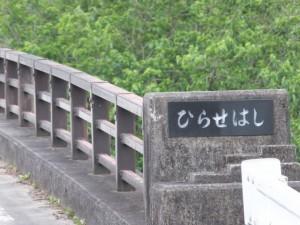 JR紀勢本線 阿曽駅へ通じる平瀬橋