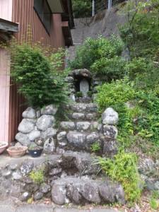 庚申塔(大皇神社の先)