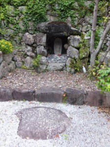 庚申塔(松壽山 大蓮寺前)